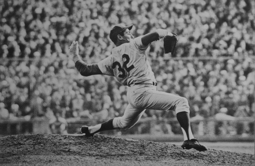 83023ccdf A Sandy Koufax jersey from his barnstorming 1963 season has set a new auction  record for a piece of LA Dodgers memorabilia.