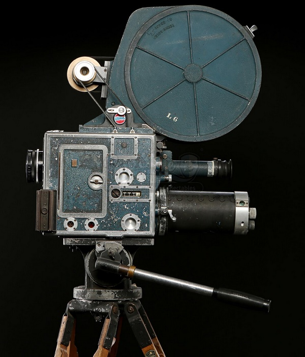 Original Star Wars Effects Camera To Sell In Prop Store