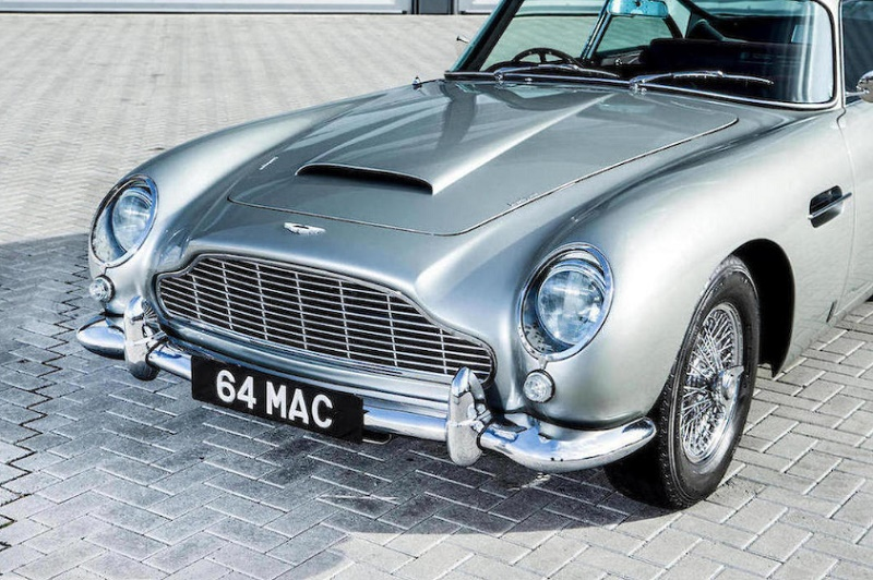 Paul Mccartney S Aston Martin Db5 Could Top 1 Million