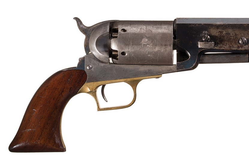 $1 8m Colt Walker Revolver is the world's most valuable gun