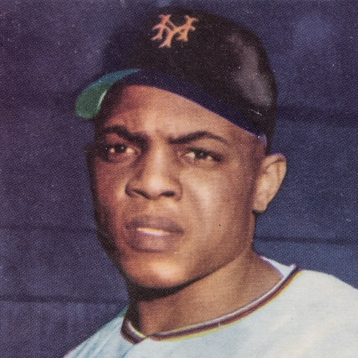 Rare Willie Mays Baseball Card Could Be Worth More Than 375000