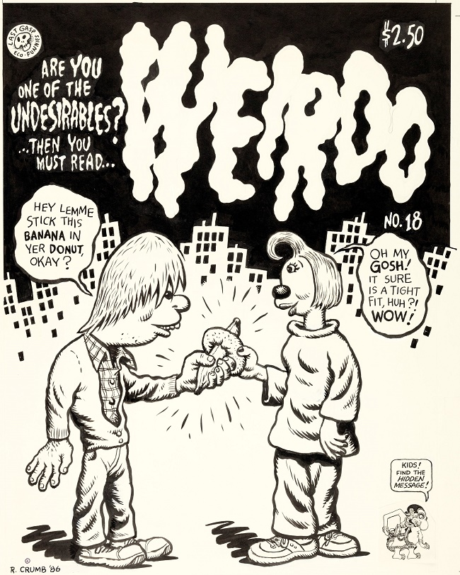 Original Comic Art To Sell For The Comic Book Legal Defense