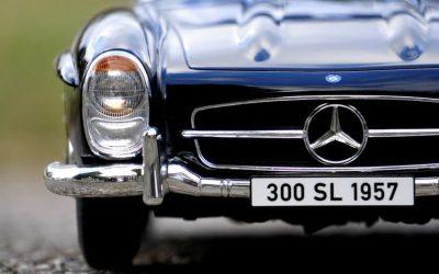 Classic car market