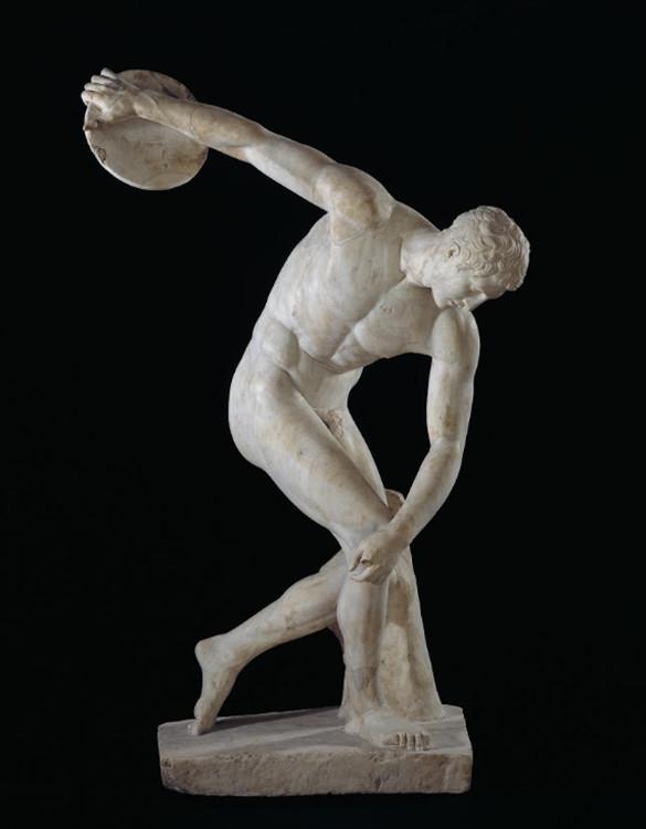 Discus British Museum