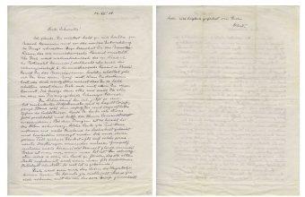 Albert Einstein Letter
