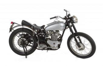 Fonzie's Happy Days motorbike