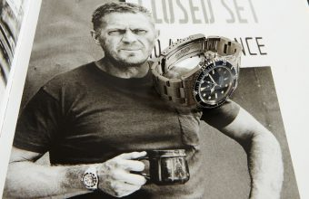 Steve McQueen Rolex Submariner watch