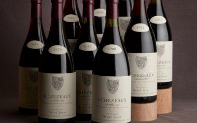 Henry Jayer Wine Auction