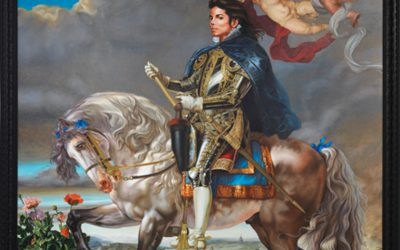 Kehinde Wiley Michael Jackson
