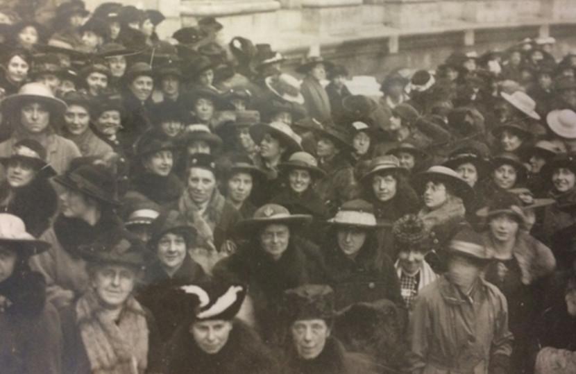 Suffragette Collection Shoebox Auction