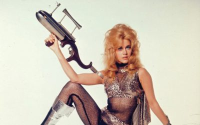Barbarella laser rifle