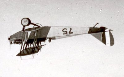 Curtis JN-4 Inverted Jenny