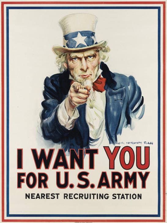 Uncle Sam Poster