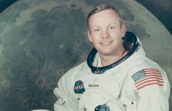 Neil Armstrong's personal collection will be offered for sale for the first time at Heritage Auctions this year.