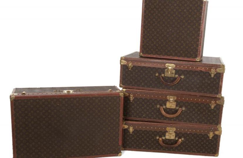 Louis Vuitton Suitcases