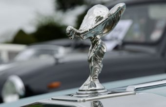 Spirit of Ecstasy Rolls-Royce