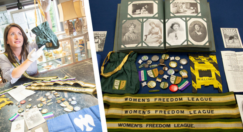 Suffragette Collection Hansons