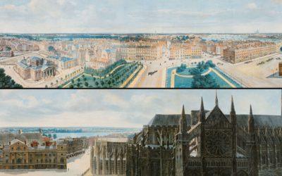 London Panorama 1815