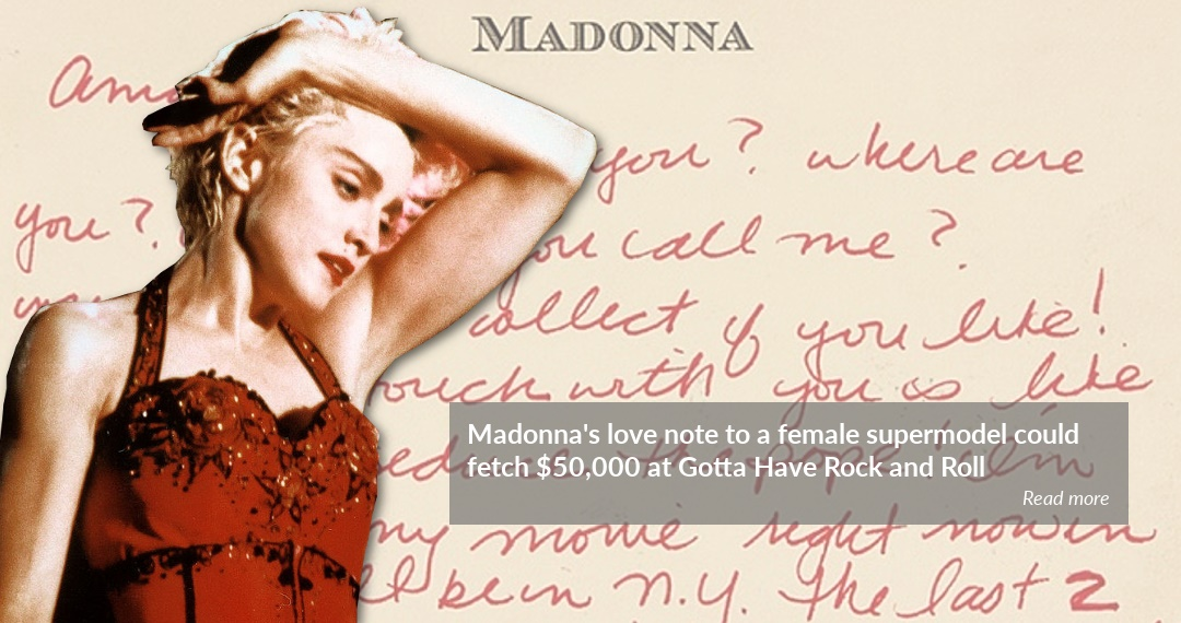 https://news.justcollecting.com/madonna-love-letter-female-supermodel-auction/