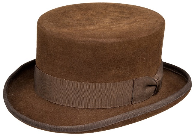Tom Petty's signed, stage-worn top hat