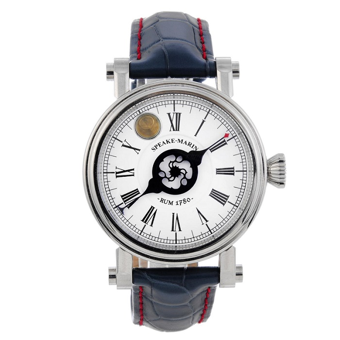 The 'Rum' watch is a limited-edition timepiece made by Swiss manufacturer Speake-Marin