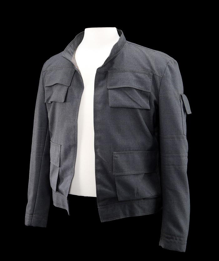 Harrison Ford's Han Solo jacket from Star wars: The Empire Strikes Back