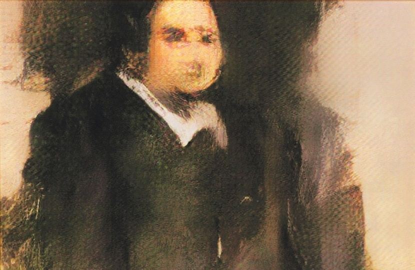 The portraits of a fictional aristocratic family were created by a computer algorithm knows as GAN