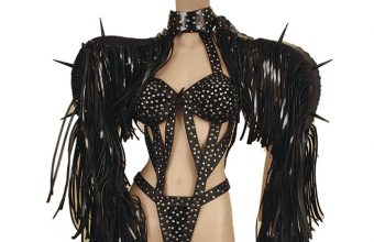 Lady Gaga's dramatic costumes have become highly collectible in recent years