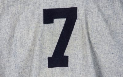 Mickey Mantle Jersey