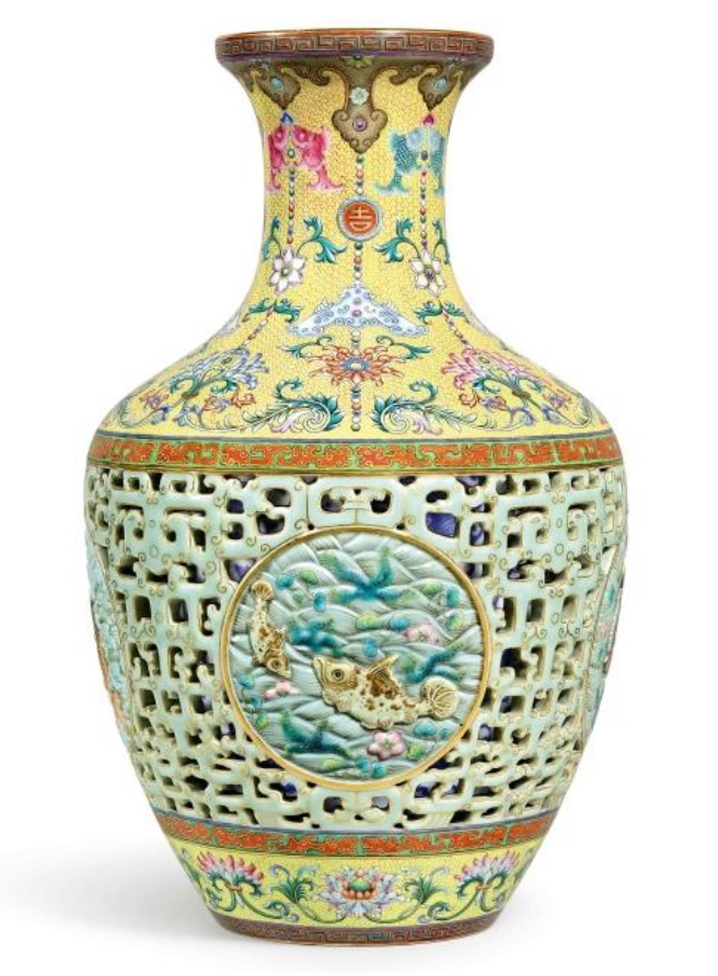 250 Year Old Chinese Vase Could Set New World Record At Sothebys