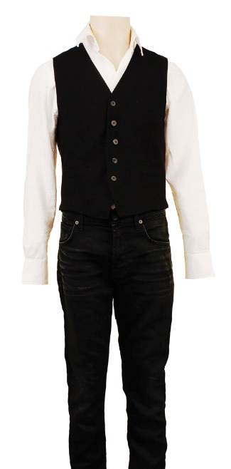 Ed Sheeran's Thinking Out Loud video outfit, sold for $15,197
