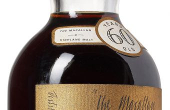 A bottle of the whisky set a new world record in May 2018, when it sold for $1.1 million