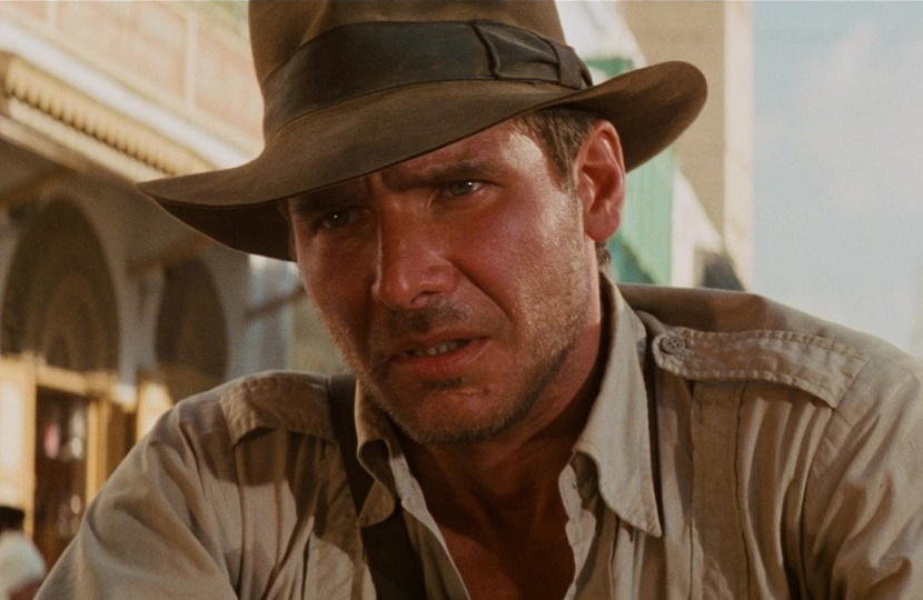 Ford's hat is arguably the most famous in movie history
