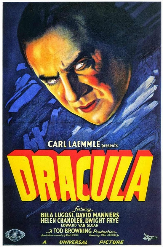 This 1931 Dracula poster holds the current auction record, having sold in 2017 for $525,800