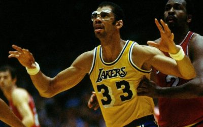 Kareem Abdul-Jabbar is regarded as one of the greatest players in NBA history