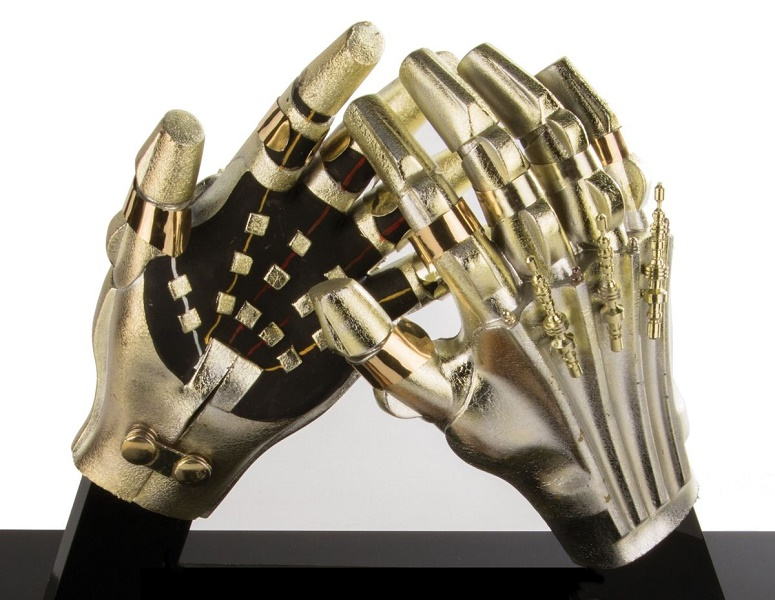 C-3PO's hands, as used in Return of the Jedi