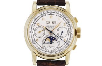 The Patek Philippe Ref. 2499 Asprye is regarded as one of the world's most imortant wristwatches