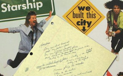 "Starship's 1985 hit 'We Built This City' has been described as ""the most detested song in human history"""