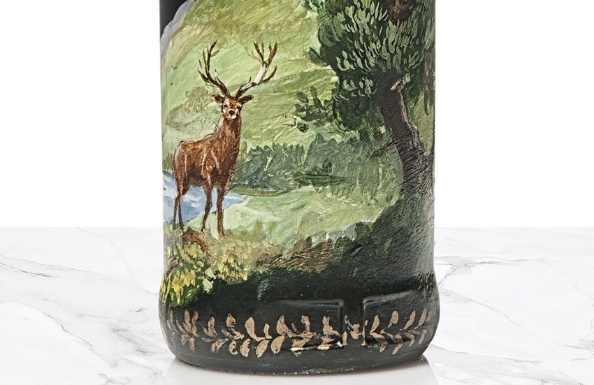 The Michael Dillon bottle smashed by the previous record by an impressive $400,000