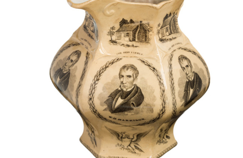 William Henry Harrison Pitcher