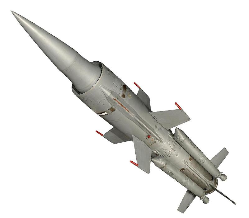Russian SA-4 'Ganef' surface-to-air missile