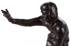Tim Brown's 1987 Heisman Trophy, which sold at Goldin Auctions for $435,762