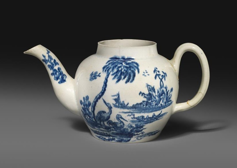 A John Bartlam teapot, which sold at Woolley & Wallis in 2018 for £575,000 ($806,000)