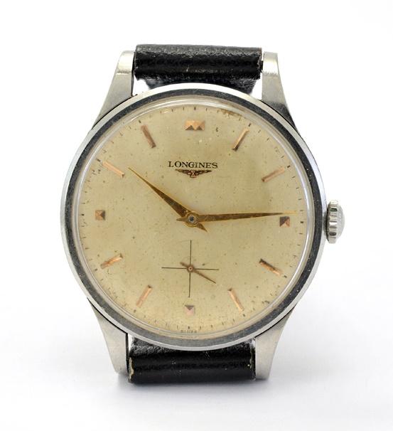 Oskar Schindler's Longines wristwatch