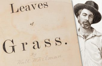 Walt Whitman's personal copy of his seminal poetry book Leaves of Grass is expected to sell for $200,000 - $300,000
