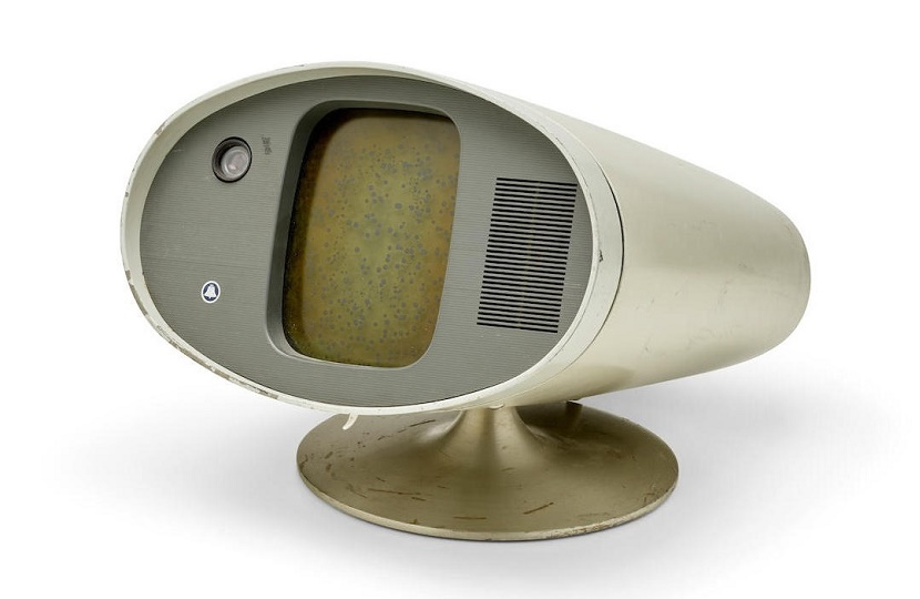 The AT&T Mod I Picturephone, developed in 1964