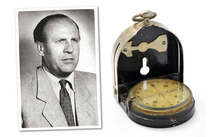 Oskar Schindler's personal effects will be offered by RR Auction on March 6
