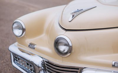 The Tucker 48 is one of the most famous cars in U.S automotive history
