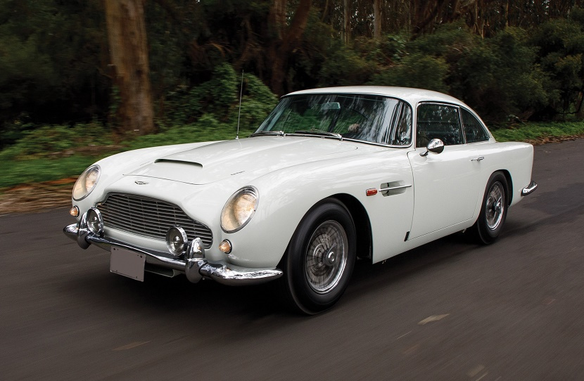 Chassis DB5/1305/L was only the fifth Aston Martin DB5 ever produced.