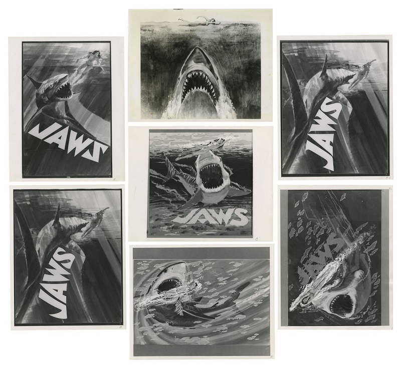Alternative Jaws poster artwork prints